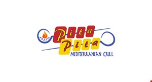 Fresh Pita Pita Mediterranean Grill logo