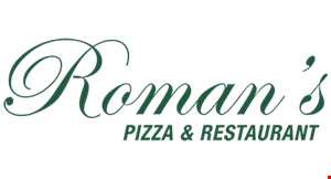 Roman's Pizzeria & Italian Ristorante logo