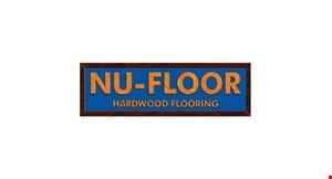 Nu Floor Hardwood Flooring logo