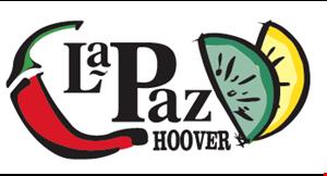 Lapaz  Mexican  Restaurant logo