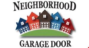 Neighborhood Garage Door logo