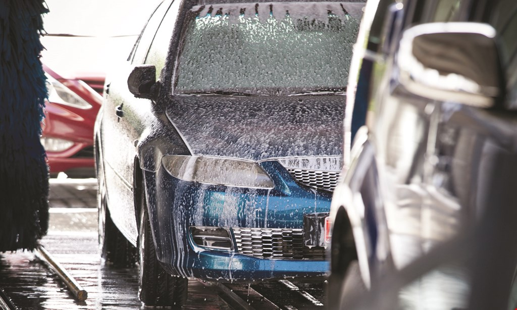 Product image for Route 21 Auto Wash and Detail $10.00 super deluxe car wash (reg. $14).