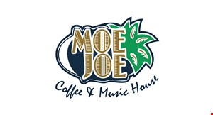 Moe Joe Coffee & Music House logo