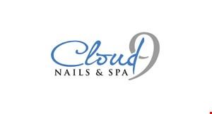 Cloud 9 Nail & Spa logo