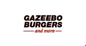 Gazeebo Burger logo
