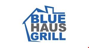 Blue Haus Grill logo
