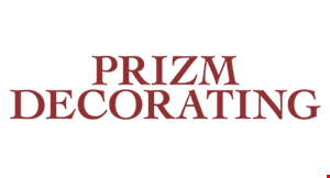 Prizm Decorating logo