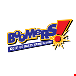Boomers! Vista logo