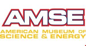 American Museum of Science & Energy logo