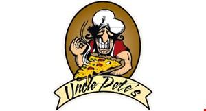UNCLE PETE'S logo
