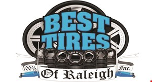 Best Tires of Raleigh logo