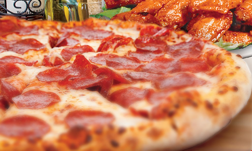 Product image for Papa Savarios Half Off any thin crust pizza or pasta
