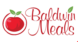 Baldwin Meals logo