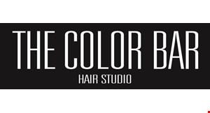 Lexi Hicks  The Color Bar Salon logo
