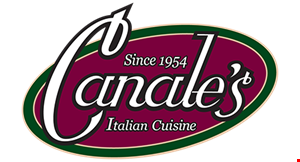 Canale's Italian Cuisine logo