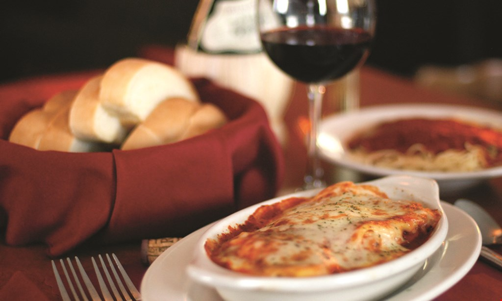 Product image for Canale's Italian Cuisine $5 off dinner