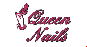 Queen Nails logo