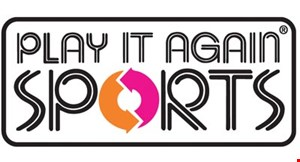 Play It Again Sports logo