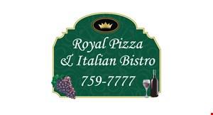 Royal Pizza & Italian Bistro logo
