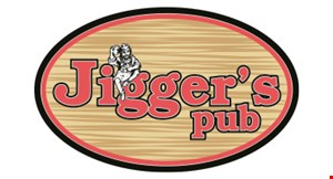 Product image for Jigger's Pub $15 For $30 Worth Of Casual Dining
