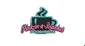 Pink in a Blanket logo