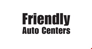 Friendly Auto Center logo