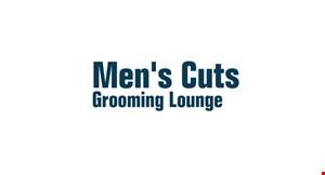 Men's Cuts Grooming Lounge logo