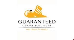 Guaranteed Dental Solutions logo