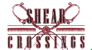 Shear Crossings logo