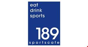189 Sportscafe logo