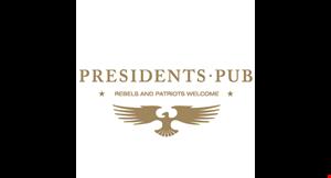 Presidents Pub logo