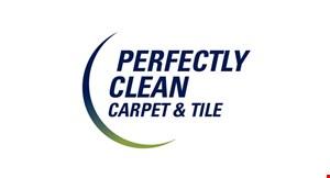 Perfectly Clean Carpet & Tile logo