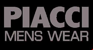 Piacci Suit Outlet logo