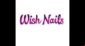 Wish Nails logo