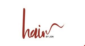 Hair By Jon logo