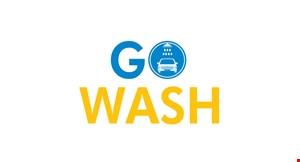 Go Wash logo