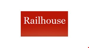 Railhouse Restaurant logo