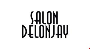 Salon Delonjay logo