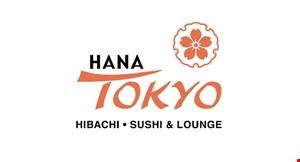 Hana Tokyo logo