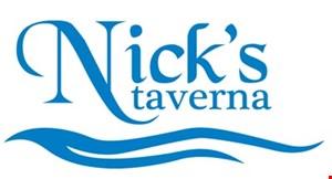 Nick's Taverna logo