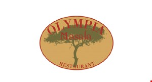 Product image for OLYMPIA RESTAURANT $5 OFF any order of $30 or more