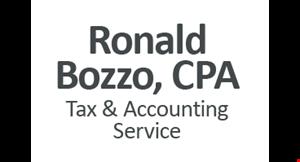 Ronald Bozzo, Cpa Tax & Accounting Service logo