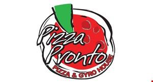 Pizza Pronto logo