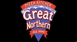 Great Northern Pizza / Buffalo logo