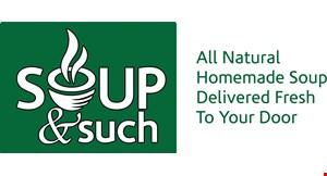 Soup & Such logo