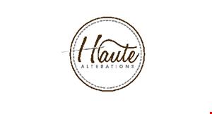 Haute Alterations logo