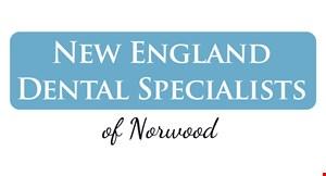 New England Dental Specialists of Norwood logo