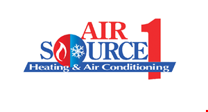 Air Source 1 Heating and Cooling logo