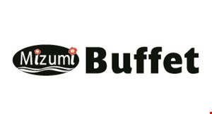 Product image for Mizumi Buffet 50% Off Dinner Buffet