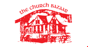 Church Bazaar logo